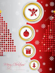 cool christmas card design u2014 stock vector vipervxw 4170882