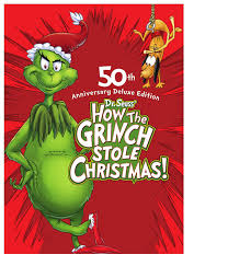 how the grinch stole 50th anniversary