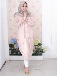 baju kurung modern untuk remaja 81 model baju lebaran 2018 casual modis modern elegan muslim