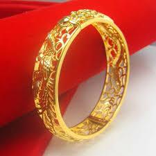 dragon bracelet jewelry images Golden dragon bracelet bracelet female gold plated 24k thousand jpg