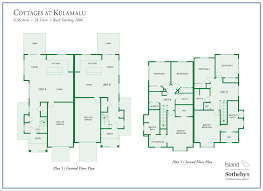 Pharmacy Floor Plans by Cottages At Kulamalu Kula Condos For Sale