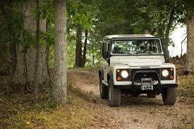 vintage land rover defender you can now drive a vintage defender at the land rover experience