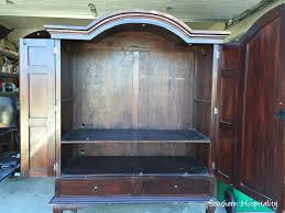 sewing armoire how to make a sewing armoire southern hospitality