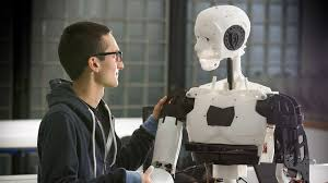 human android expressive robots learn human emotion in lincoln
