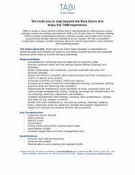 Dillards Sales Associate Job Description Salesperson Resume Resume Cv Cover Letter