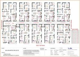 1200 Square Foot Apartment Trento Park By Aryamitra Projects 2 3 Bhk Residential Apartments