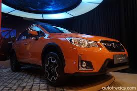 subaru impreza malaysia subaru xv facelift launched in malaysia from rm132k 137k lowyat
