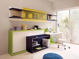 White Study Desks by Kids Room Transformable Kids Room Features Hidden Fun Murphy Bed