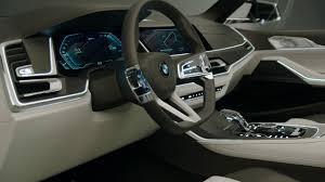 bmw x7 concept interior design youtube