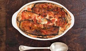 cuisine aubergines aubergine eggplant parmigiana food agenda phaidon