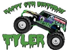 grave digger monster truck poster monster jam google search things jayden likes pinterest