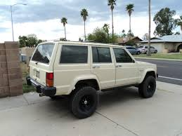 tan jeep cherokee 1988 jeep cherokee xj for sale photos technical specifications