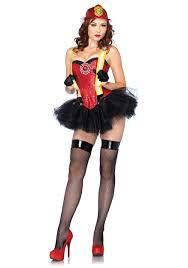 fire house hottie costume