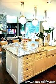 kitchen island with sink and dishwasher and seating kitchen island with sink kitchen islands with sinks kitchen
