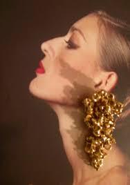 gaudy earrings earrings