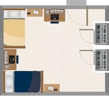 hart house floor plan dadisman hall housing west virginia university