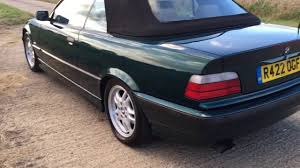 1997 bmw 328i review 1999 bmw e36 328i auto individual convertible review