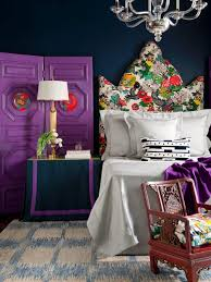 Navy Blue White And Purple Bedrooms Black Furniture Purple Bedrooms Pictures Ideas U0026 Options Hgtv