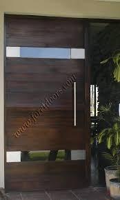front doors modern wood door gallery the front door company