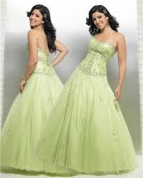 bright green and dark green wedding dress designs wedding dress