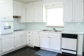 how to paint oak cabinets white painting oak kitchen cabinets white before and after love white
