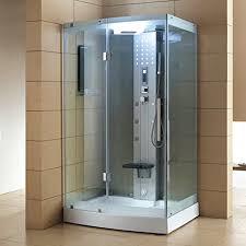 Steam Shower Bathtub Ariel Ws 300 Steam Shower With Body Massage Jets Amazon Com