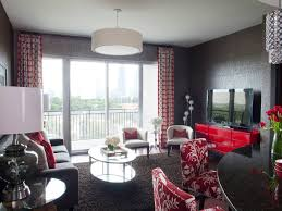 Gray And Red Living Room Ideas by 25 Red Living Room Designs Decorating Ideas Design Trends