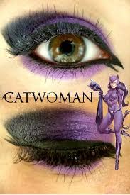catwoman makeup by steffmiesterx13 deviantart com on deviantart