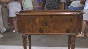 Antique Spinet Desk Appraisals Antiques Roadshow Pbs