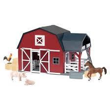 Red Barn Kennel Terra Wooden Horse Barn Target