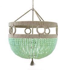 Chandelier Canopy by Frankie Malibu 30 Ro Sham Beaux