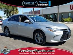 brandon toyota used cars certified used toyots for sale ta certified toyota in ta