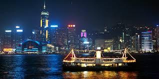 hong kong light show cruise evening harbour cruise hong kong tourism board