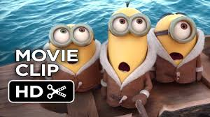 film kartun terbaru 2015 youtube minions official movie clip 1 new york 2015 despicable me