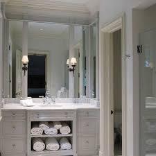 light gray bathroom vanity design ideas