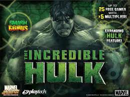 free incredible hulk slots