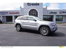 silver jeep grand cherokee 2015 2015 billet silver metallic jeep grand cherokee limited 111280544