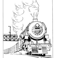 steam engine train coloring u2013 create printout activity