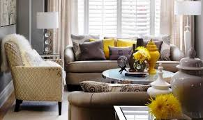 Yellow Livingroom by Shades Of Grey U0026 Pop Of Yellow Youtube
