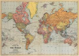 Maps Of The World by Amazon Com Cavallini U0026 Co World Map Decorative Wrapping Paper