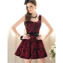 red and black dress shop for red and black dress on wheretoget