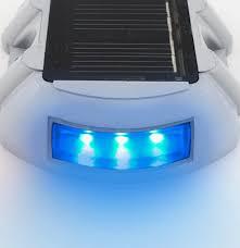solar led dock lights blue dock lights deanlevin info