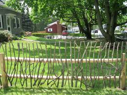 inspiring rustic fence design ideas and bring the countryside into