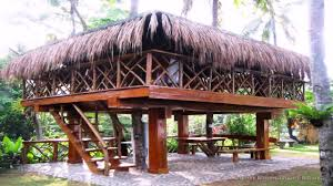 Bamboo Home Design Pictures by House Design Philippines Modern Nipa Hut House Design Bamboo House