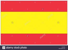 Barcelona Spain Flag Fahne Spanien Flag Spain Stock Photo Royalty Free Image