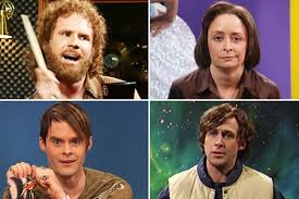 top 10 u0027snl u0027 moments when the cast broke out in uncontrollable