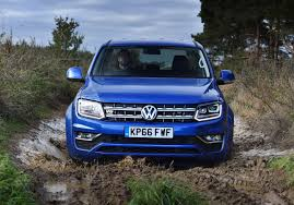 volkswagen truck diesel 2017 vw amarok gets a facelift new v6 diesel but is still not