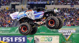 results monster jam