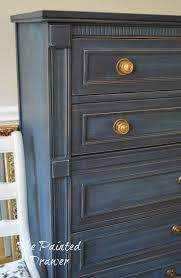 Painted Bedroom Furniture by A Set In Coastal Blue The Painted Drawerthe Painted Drawer