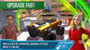 monster truck videos with music parker u0027s driving challenge android apps on google play